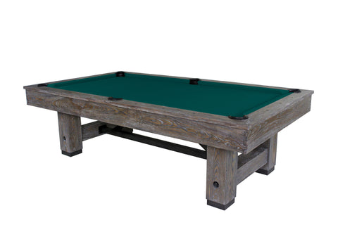 Legacy Billiards Rustic Series Cimarron Pool Table