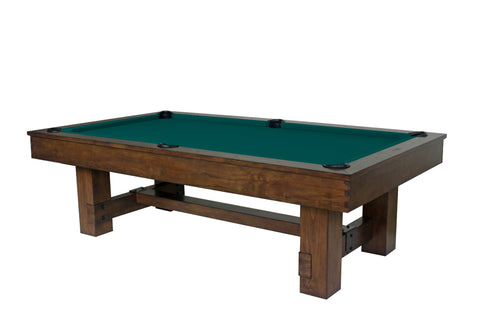 Legacy Billiards Rustic Series Winchester Pool Table