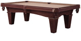 Legacy BIlliards Ryan Pool Table Black Cherry