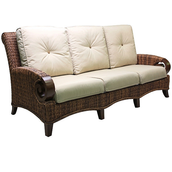 Patio Renaissance Antigua Collection Outdoor Sofa