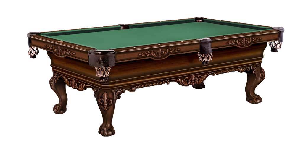 "Olhausen ""St. Charles"" Pool Table"