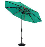"Treasure Garden ""11' Starlight Collar Tilt Umbrella"" (QUICK SHIP)"