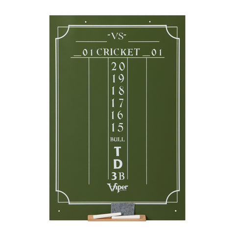 Viper Cricket Chalk Scoreboard