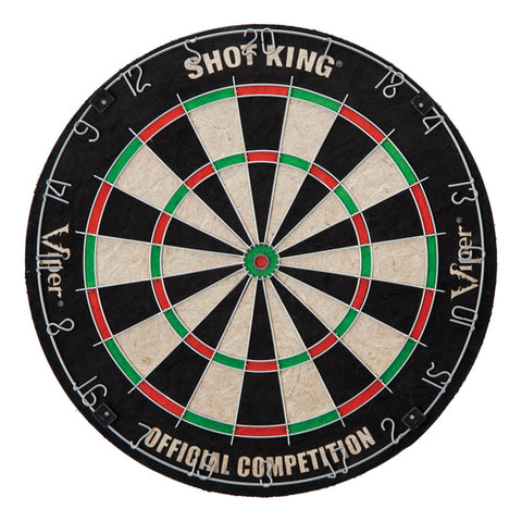 "Viper ""Shot King"" Sisal Dartboard"