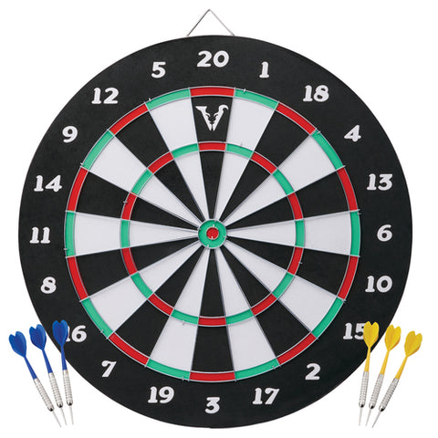 "Viper ""Double Play"" Sisal Dartboard"