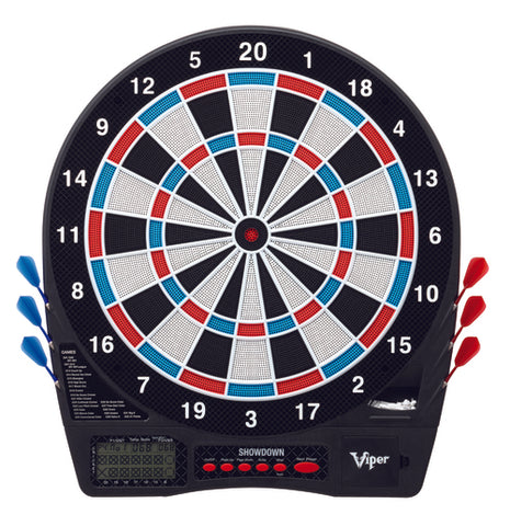 "Viper ""Showdown"" Electronic Dartboard"