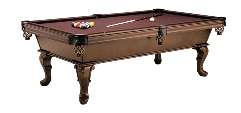 "Olhausen ""Virginian"" Pool Table"