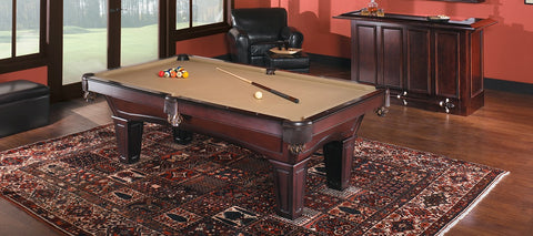 "Brunswick ""Allenton"" Pool Table"