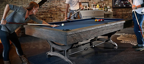"Brunswick ""Birmingham"" Pool Table"