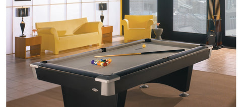"Brunswick ""Black Wolf"" Pool Table"
