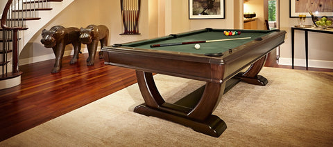 "Brunswick ""De Soto"" Pool Table"