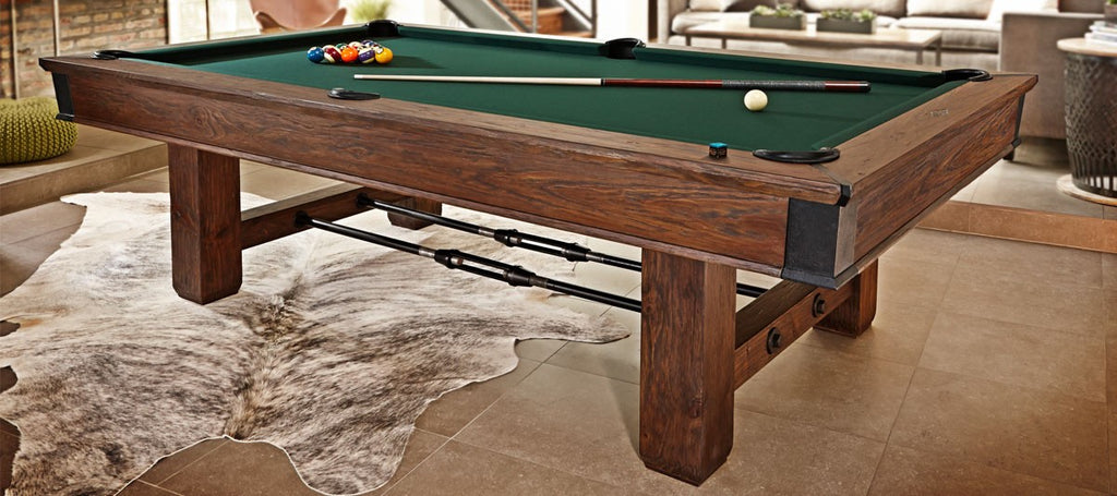 "Brunswick ""Canton"" Pool Table"