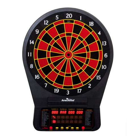Arachnid Cricket Pro 670 Electronic Soft Tip Dartboard