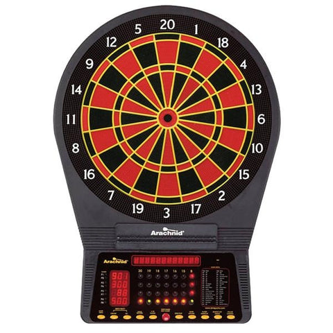 Arachnid Cricket Pro 750 Electronic Soft Tip Dartboard