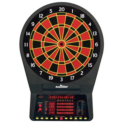 Arachnid Cricket Pro 800 Electronic Soft Tip Dartboard