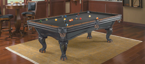 Brunswick Pool Tables Master Zs - Brunswick 9 foot pool table
