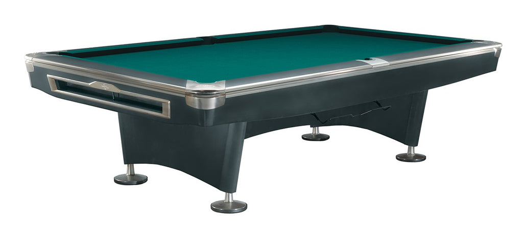 "Brunswick ""Gold Crown V"" Pool Table"