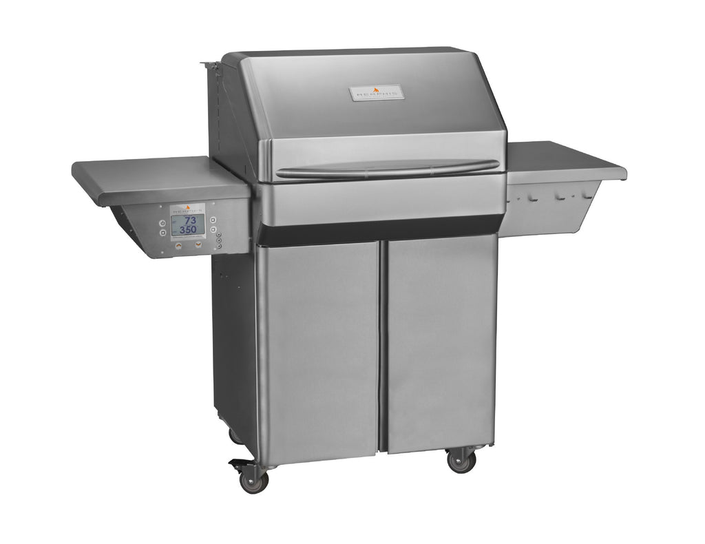 "Memphis Wood Fire Grills ""Elite"" Grill & Cart"