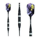 "GLD - Viper ""Black Ice"" Soft Tip Dart"