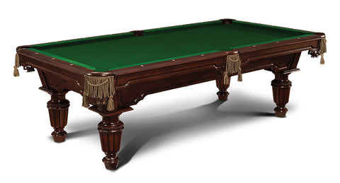 Legacy Billiards Signature Series Westcott Pool Table
