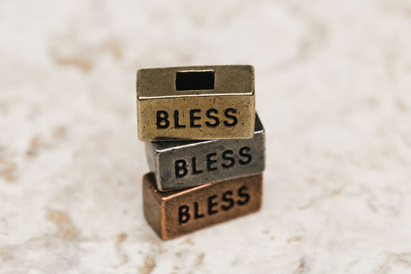 Bless - word brick 212west.com