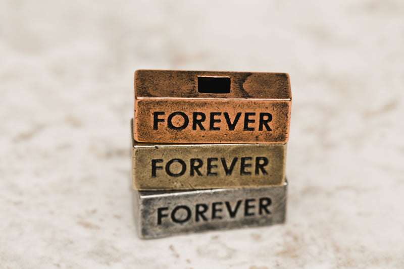 Forever 212west.com word bricks for personalized necklaces