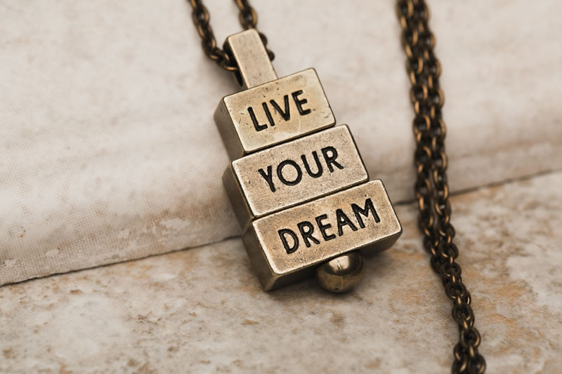 """Live Your Dream"" - 212west.com"
