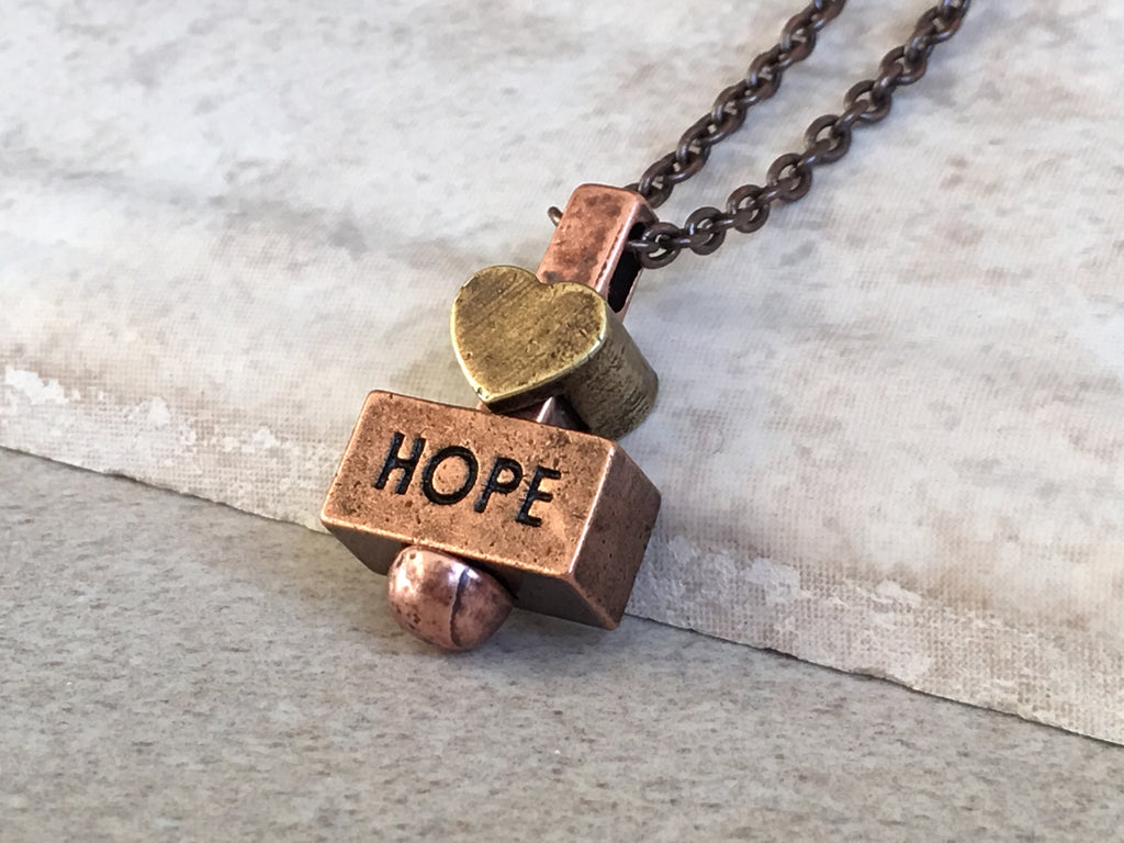 Heart Hope Necklace