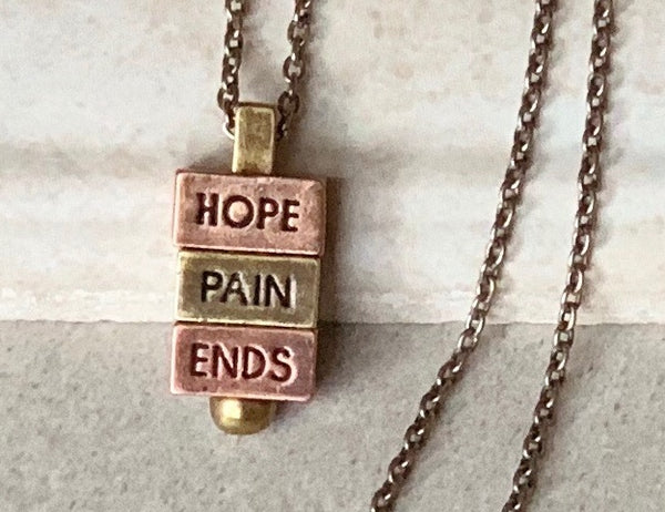 Hope Pain Ends