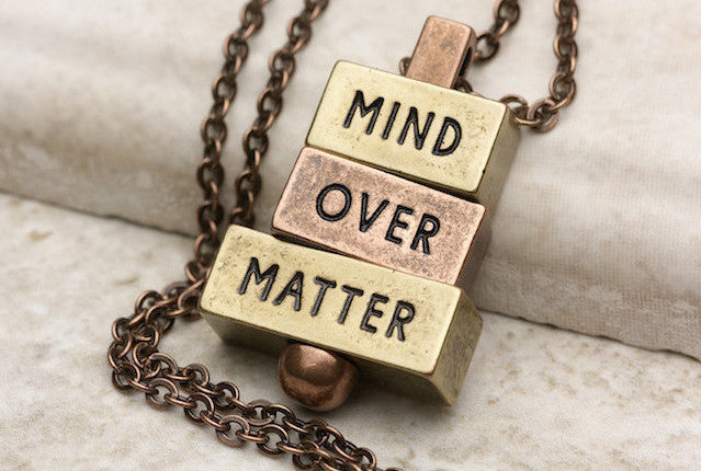 Mind Over Matter - Copper