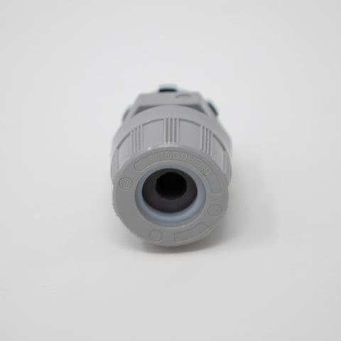 Cord Grip Fitting For Cable Diameters From 0.250 To 0.375 Inches