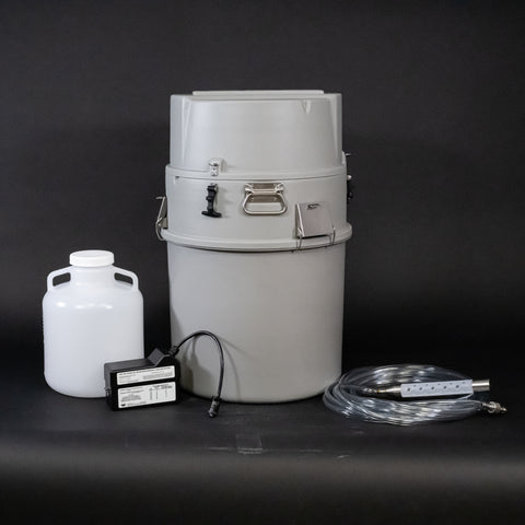 Model 3710 Sampler Package (1 Polyethylene 2.5 Gallon Bottle)
