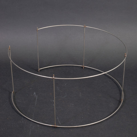Retaining Ring For 350 mL Round Glass Bottles