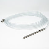 Vinyl Suction Line With Strainer Assembly (1/4 Inch I.D. x 25 Ft. Long)