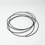 Black Conductive Tubing, 1/8 Inch O.D. (10 Ft.)