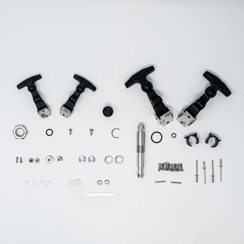 Replacement Small Parts Kit For Avalanche / Glacier Refrigeration System