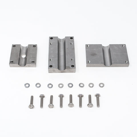 Replacement LaserFlow Horizontal Mounting Components Kit For Permanent Wall Mount