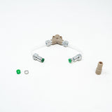Replacement CombiFlash NextGen / Rf+ Pump Tubing Kit
