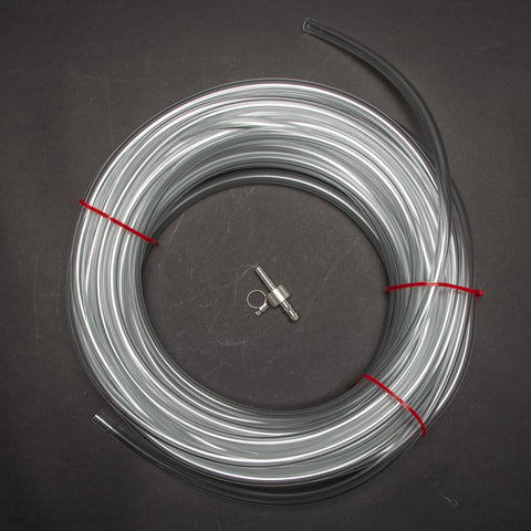 Vinyl Suction Line (3/8 Inch I.D. x 100 Ft. Long)