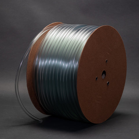 Vinyl Suction Line (3/8 Inch I.D. x 500 Ft. Long)