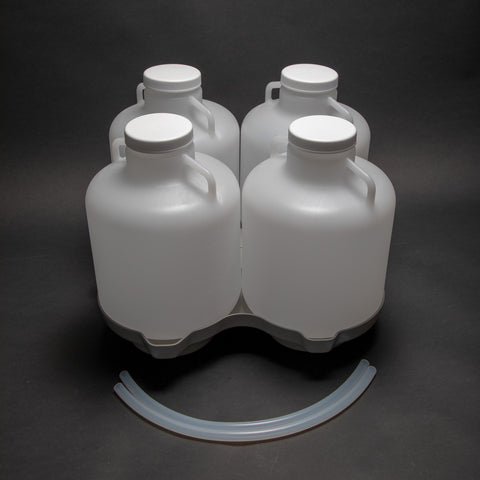Bottle Configuration For 4700 / 5800 Refrigerated Sampler (4 Polyethylene 2.5 Gallon)