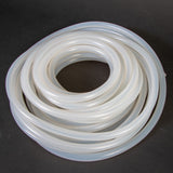 Silicone Rubber Pump Tubing / Discharge Tubing Bulk Roll (50 Ft.)