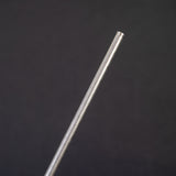 Stainless Steel Bubble Tube For 1/8 Inch I.D. Vinyl Bubble Line (4 Ft.)
