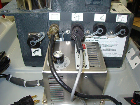Controller Compartment Heater For 6712FR