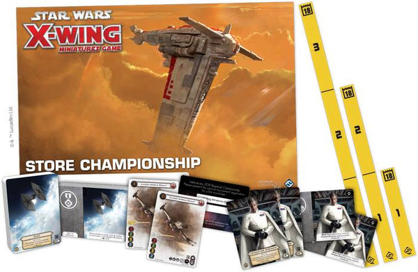 Sparta Omaha X-Wing Store Championship