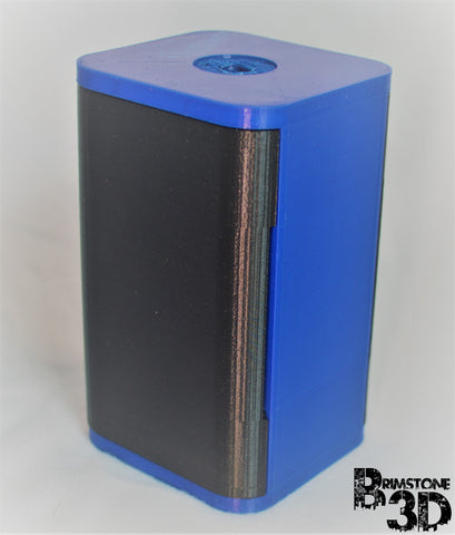 Quad 26650 Brimstone Enclosure