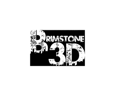 Brimstone 3D Sticker