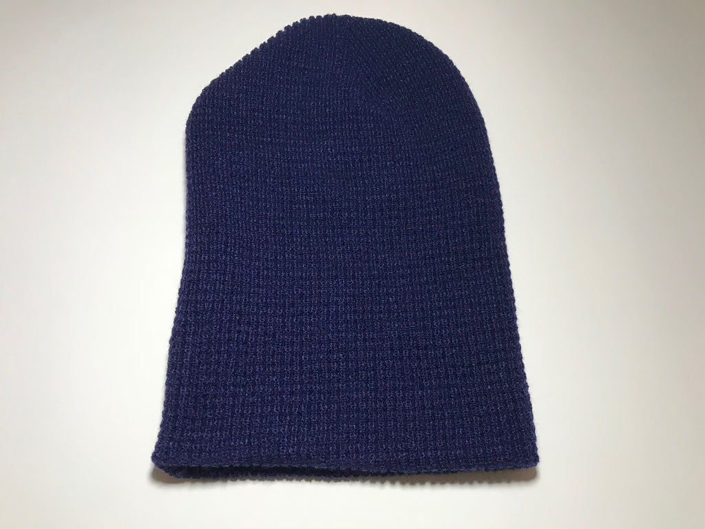 NECKHAT Beanie and Neck Warmer - Navy Blue