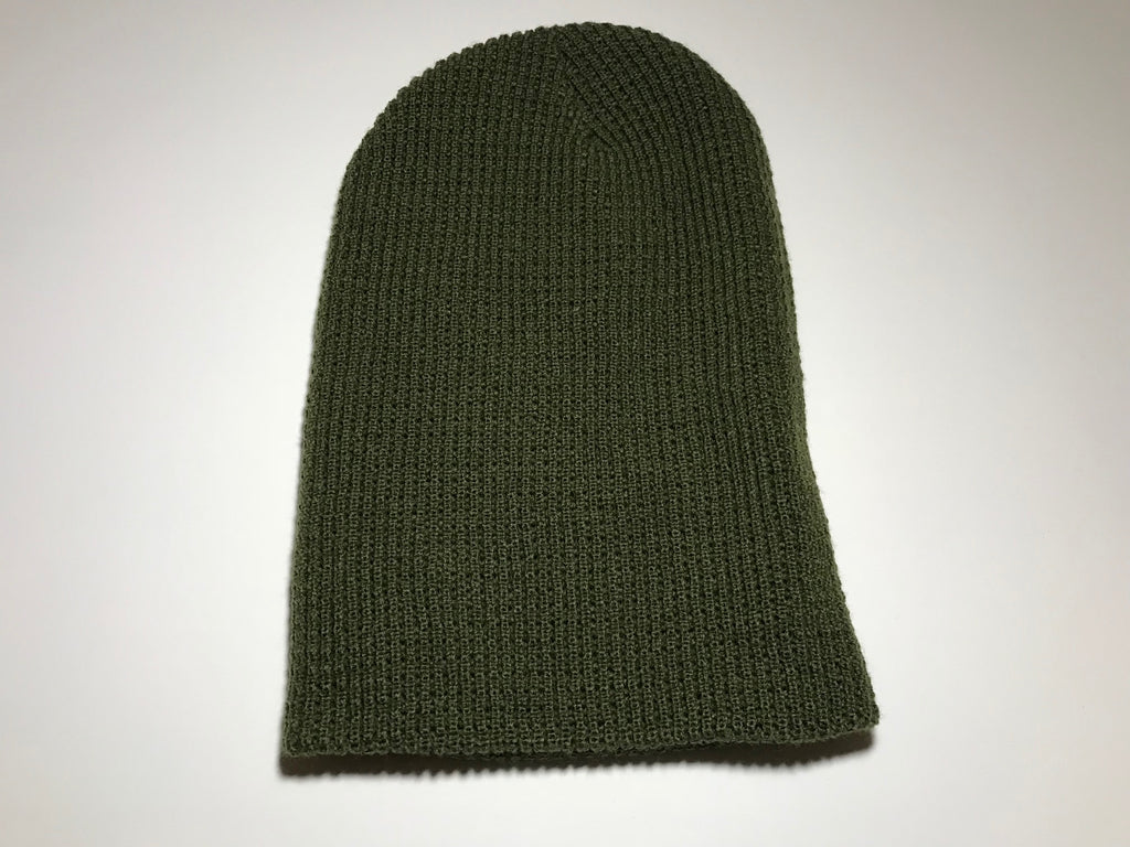 NECKHAT Beanie and Neck Warmer - Olive