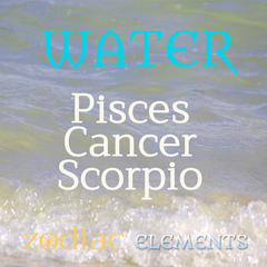 Zodiac Jewelry by Elements – Red Water Designs